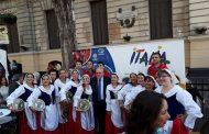 Buenos Aires Celebra Calabria: La fiesta de la alegría
