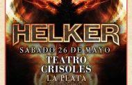 Helker continúa presentando