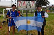 Agustin Osorio Campeón Sudamericano de Jabalina rumbo a Buenos Aires 2018