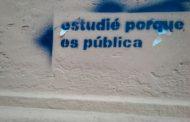 Sin Educación Pública no hay Futuro
