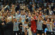 ¡Argentina campeón del mundo de futsal!