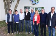 El peronismo juntó a todos los precandidatos para lanzar la campaña en Avellaneda