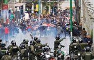Fuerzas Armadas de Bolivia con vía libre para reprimir, se profundiza el golpe