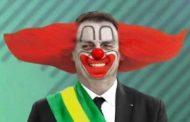 Pobre Brasil, en manos de un payaso