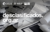 Desclasificados, el sitio que el CELS junto a Memoria Abierta y Abuelas permiten conocer los documentos entregados por los EE.UU sobre la última dictadura