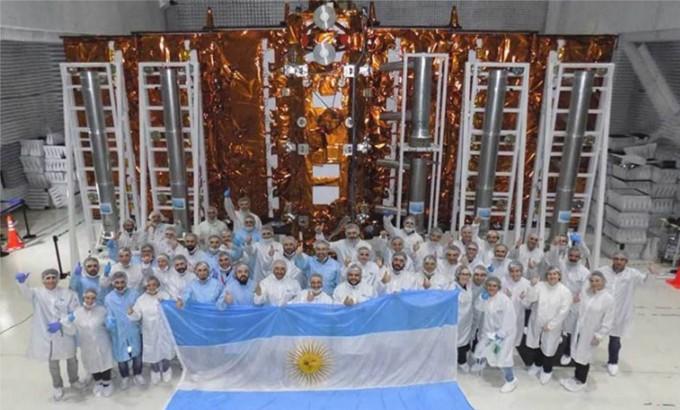 Despegó con éxito Saocom 1B, el nuevo satélite argentino