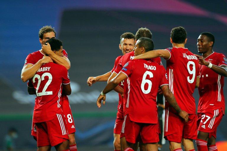 Bayer Munich Finalista de la Champions League