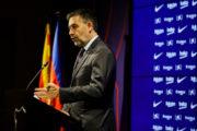 Bartomeu renunció a la presindencia del Barcelona.