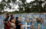 Coronavirus sin control en Brasil: nuevo récord de muertes en un día
