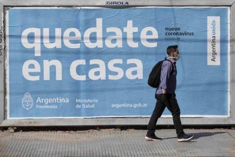 41.080 casos de covid en el país, la mayor cifra desde el comienzo de la pandemia