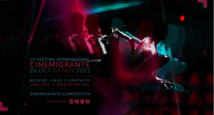 12° Festival Internacional Cine Migrante del 26 de Octubre al 3 de Noviembre, on line y presencial