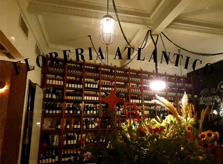Florería Atlántico: um oceano entre mundos