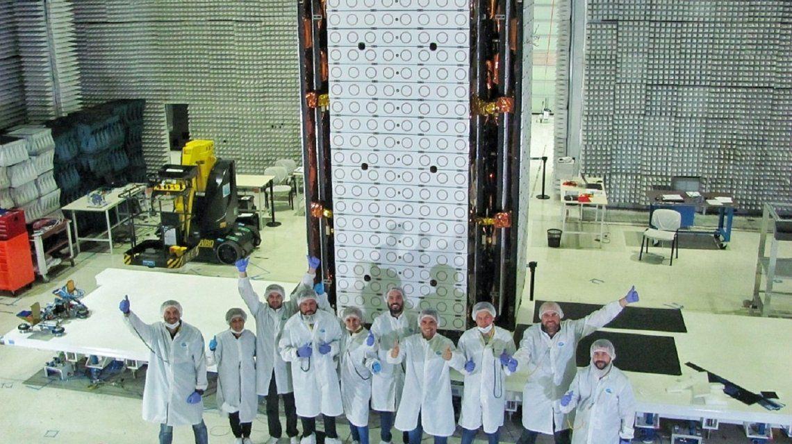 Histórico: Argentina lanzará un nuevo satélite al espacio