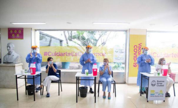 Denuncian a Larreta y Quirós por privatizar la vacunación a través de prepagas