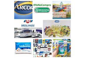 Molinos, Arcor y Ledesma: ganadores en la pandemia