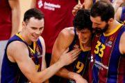 Leandro Bolmaro es Campeón de la Liga ACB y con futuro NBA.