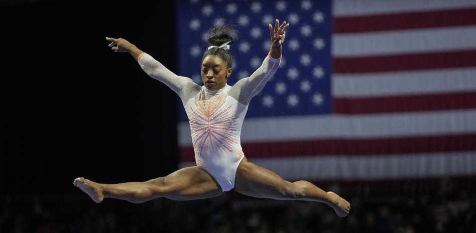Sorpresa  en Tokio 2021: Simone Biles, la gimnasta norteamericana, se retiró de la comptencia por equipos