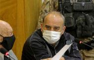 El Pato Cabrera condenado a dos años de prisión por violencua de género