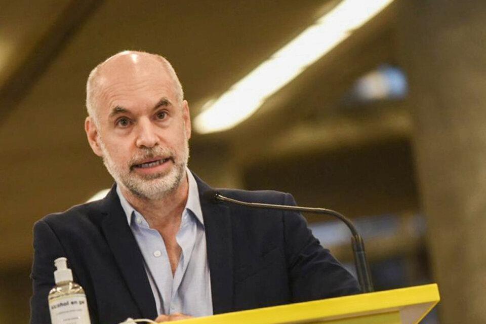 Rodríguez Larreta quiere eliminar la indemnización por despido